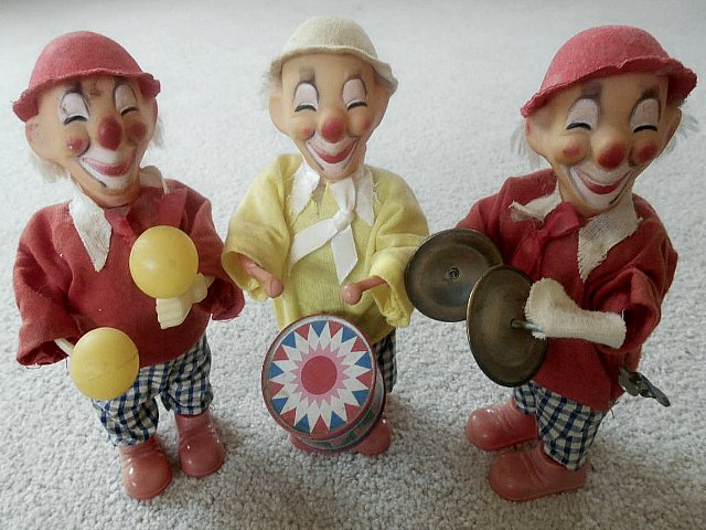 times of clowns