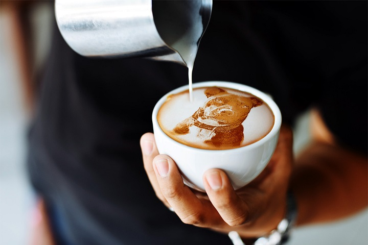 daisy latte