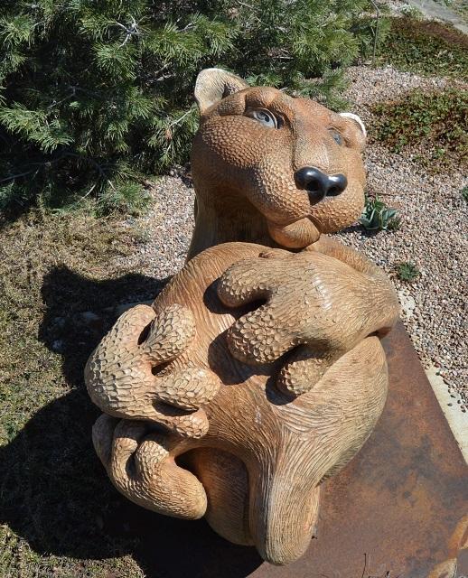 art in spring creek gardens 2
