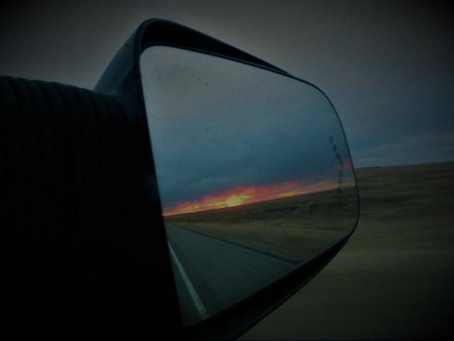 blurred memory